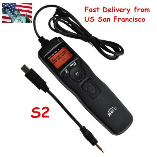 mando intervalómetro temporizador para sony a58 nex-3nl a7