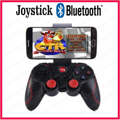 mando joystick bluetooth para celular android,ios, envíos