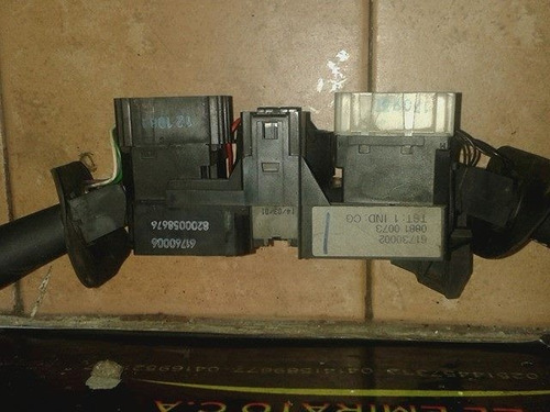 mando multifuncional de clio 2002 1.4
