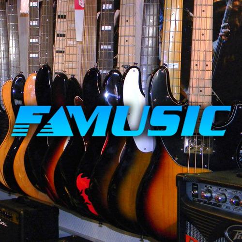 mandolin fender fm 63s maple abeto ebano sunburst envios