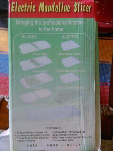mandolina / cortador de vegetales / cocina