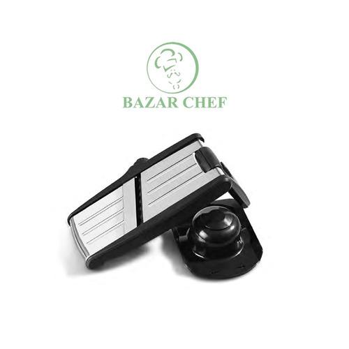 mandolina cortador mini acero - bazar chef