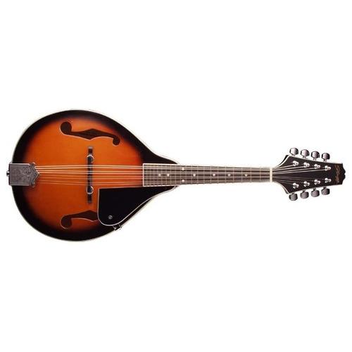 mandolina - tapa pino - color sunburst stagg m20