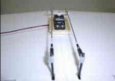 mandos de alerones con un servo paquete x 2