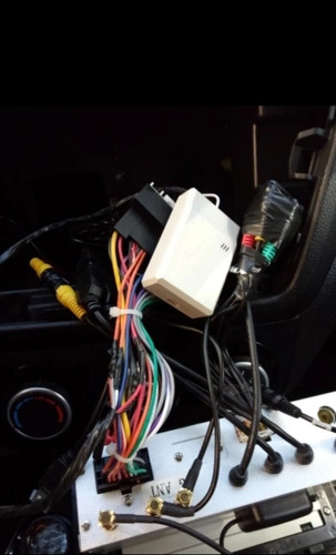 mandos del timon  autoradio universal