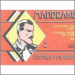 mandrake 2: encontro com narda / o desfiladeiro de tanov