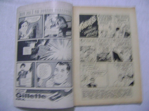 mandrake magazine(edição especial) nº104 rge raro e lindo!