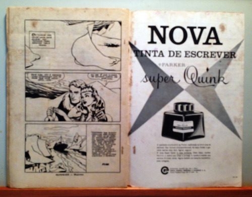 mandrake nº 98 - rge ed. extra 1965- original