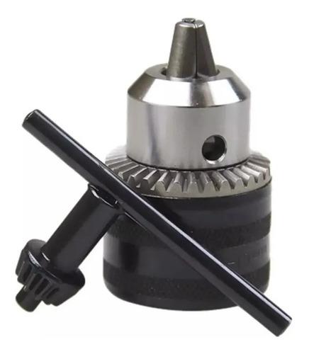 mandril 1/2 4583 titanium + adaptador sds + jg broca 13 pçs