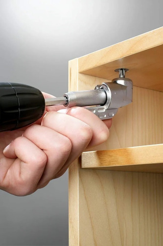 mandril angular acodado 90º para taladros y atornillador kwb