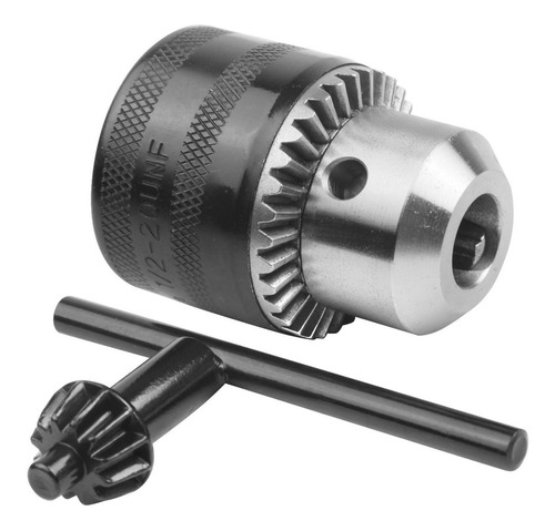 mandril c/llave 10 mm/3/8 pulgadas para taladro tolsen 79160