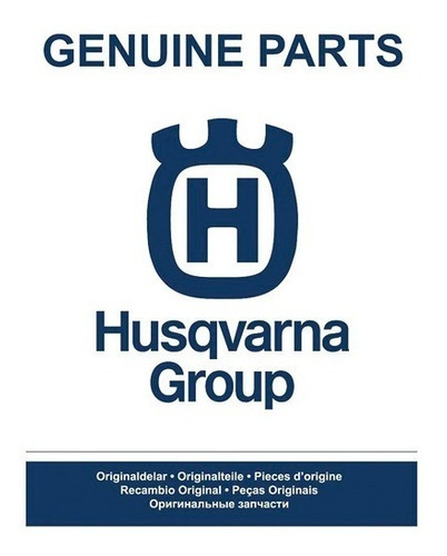 mandril completo trator husqvarna lt1597 lth1842 p12597
