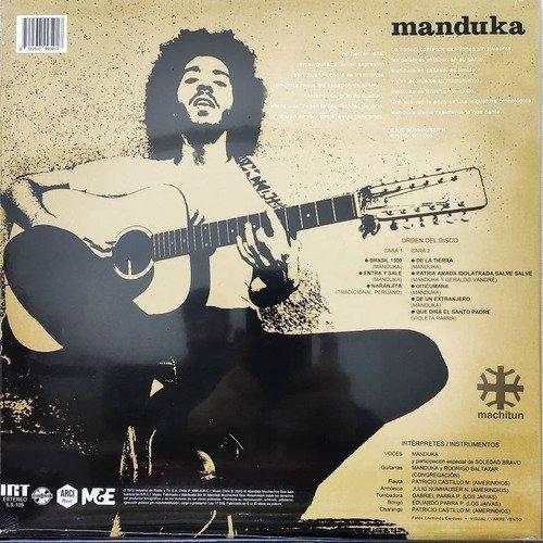 manduka manduka cd europeo nuevo y sellado musicovinyl