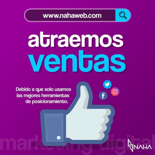 manejo de redes / social media / community manager / diseño