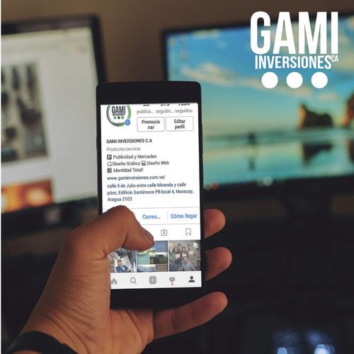 manejo de redes / social media / marketing digital / social