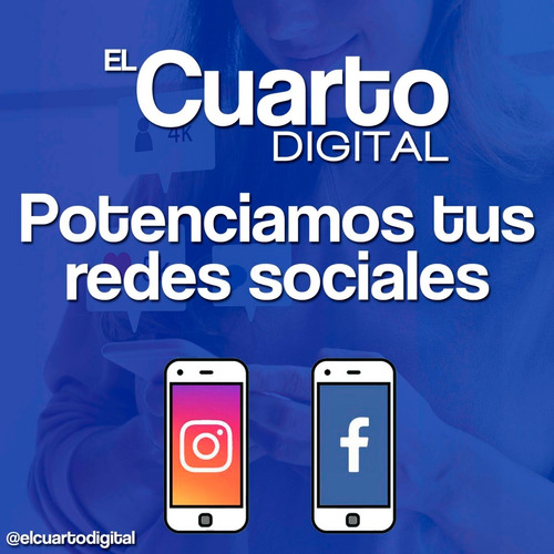 manejo de redes sociales