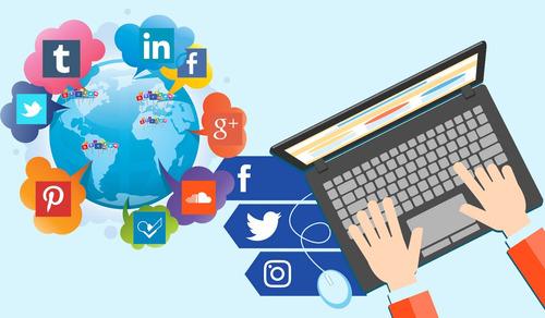 manejo de redes sociales (community manager)