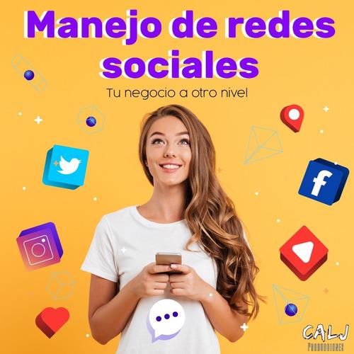 manejo de redes sociales profesional