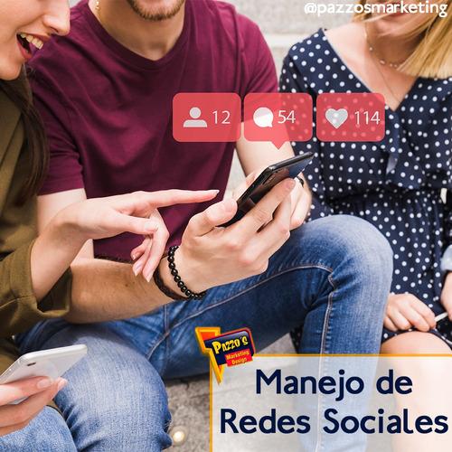 manejo de redes sociales / seo / community manager