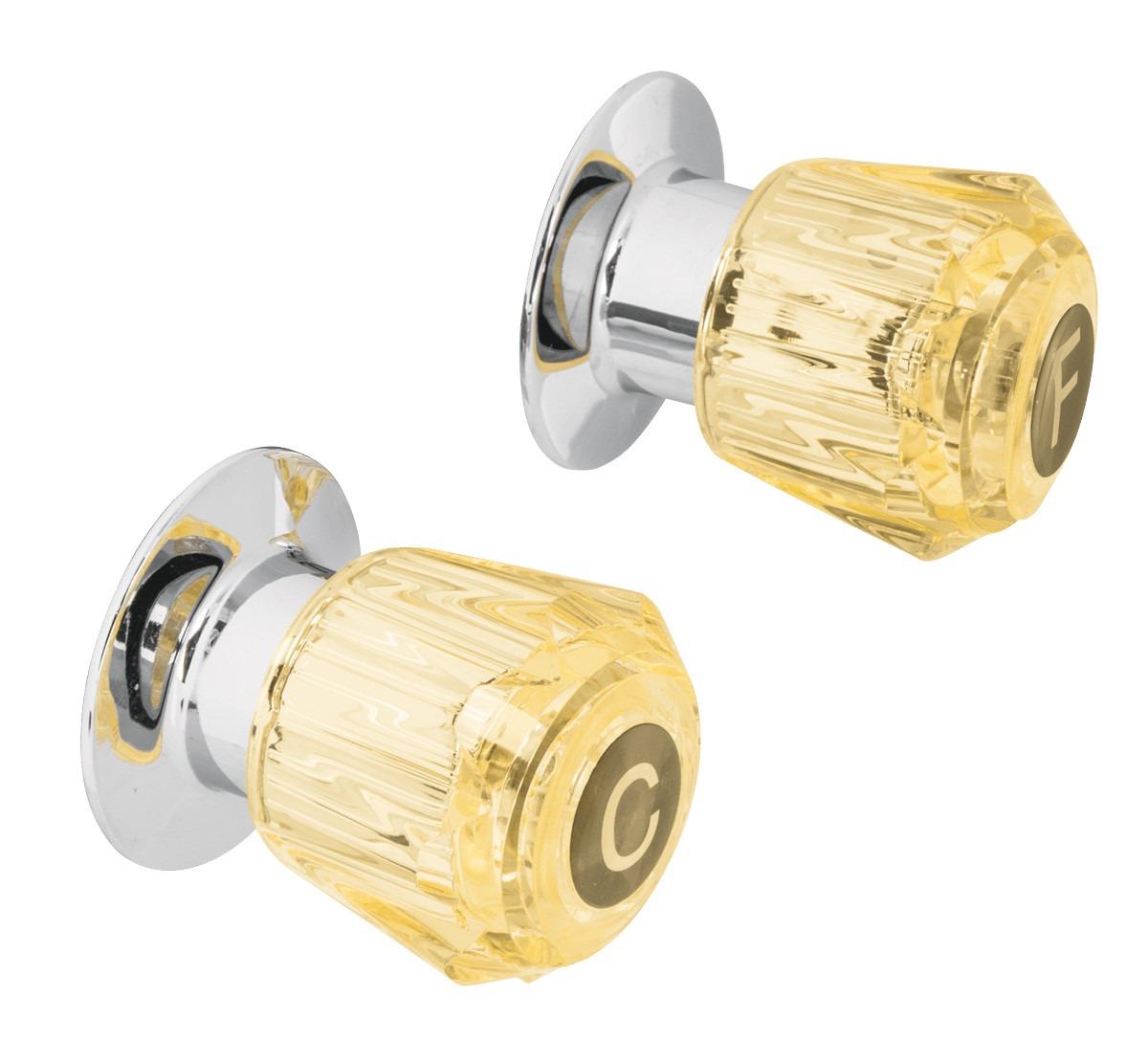 Manerales color ambar para regadera foset 49462 for Manerales para regadera