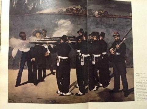 manet libro de pintura