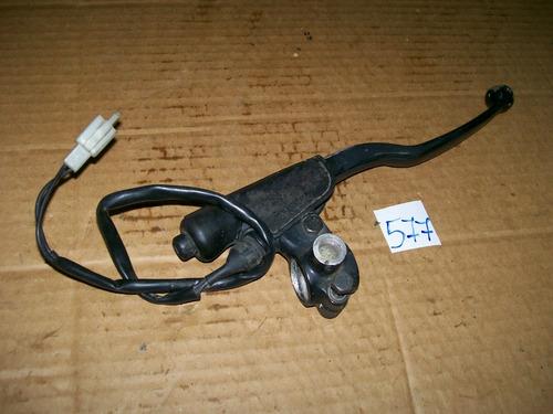 manete de freio+manicoto yamaha ybr 125 original (usado)