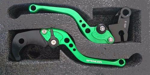 manete esportiva z1000 z750 ninja 1000 verde spencer 13716