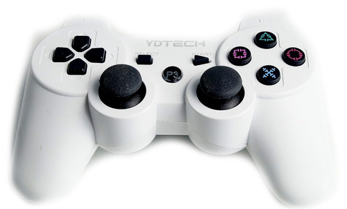 manete sem fio wireless playstation 3 ps3 dual shock ydtech