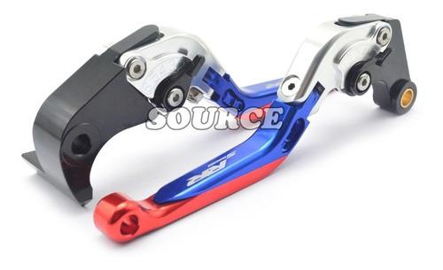 manetes esportivas freio embreagem bmw s1000rr gravada laser