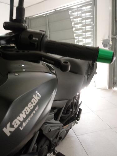 manetes procton racing regulaveis para kawasaki versys 650