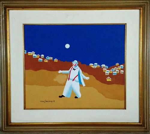 manezinho araújo o.s.t. 1988 quadro arte moderna brasileira