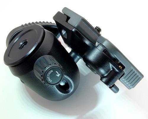 manfrotto 494rc2 rótula de bola como nuevo sin uso