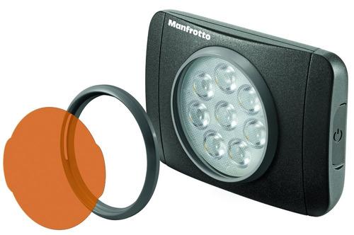 manfrotto lumimuse accesorio classic kit de filtro