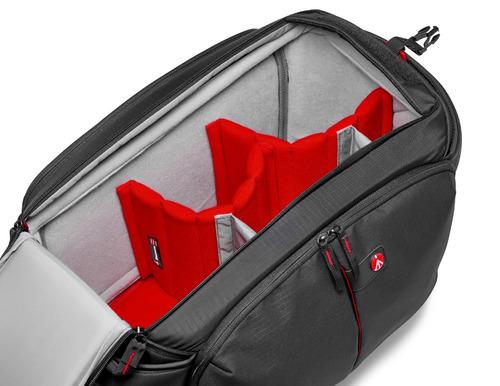 manfrotto (mb pl-cc-195n) maleta para camara de video cc-195
