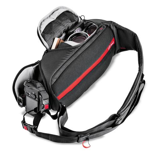 manfrotto (mb pl-ft-8) maleta de hombro fasttrack-8 pl