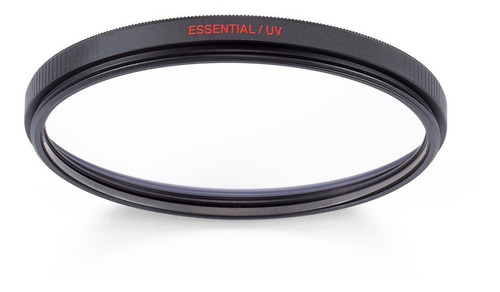 manfrotto mfessuv-82 filtro uv essential 82mm