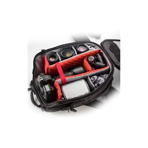 manfrotto mhxpro3w x-pro cabezal de 3 vías con palancas retr