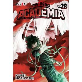 Manga - My Hero Academia - Ivrea (varios Tomos)