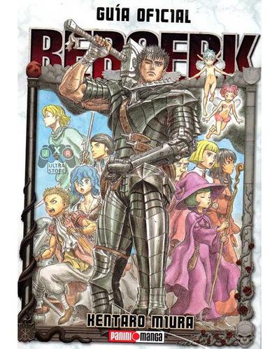 manga berserk tomo guia oficial editorial panini manga - jxr
