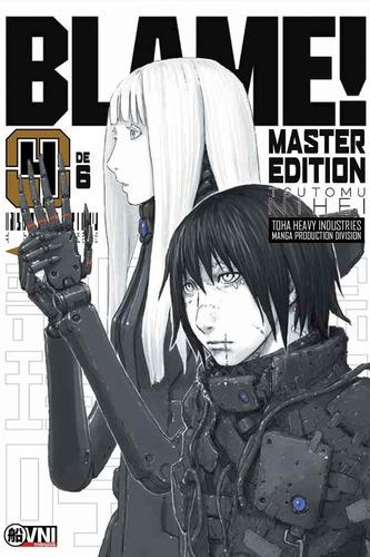 manga, blame! master edition vol. 4 ovni press