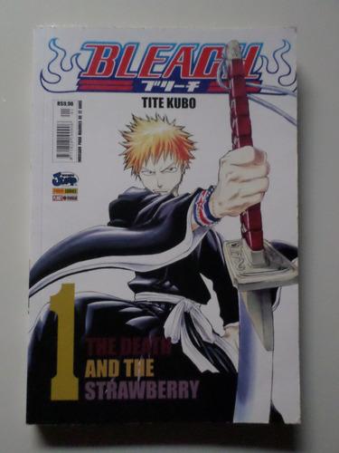 manga bleach 1 raro