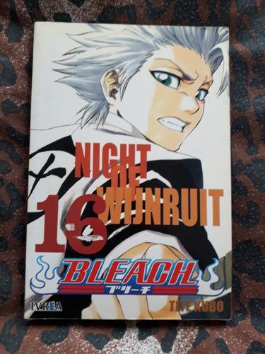 manga bleach #16 tite kubo