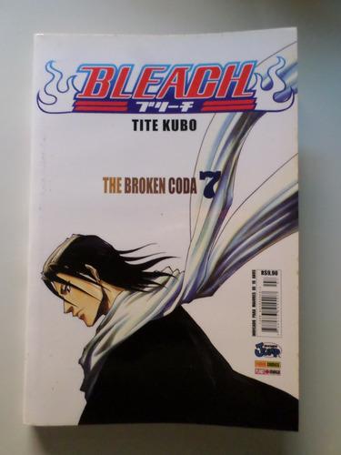 manga bleach 7 temos mais edições