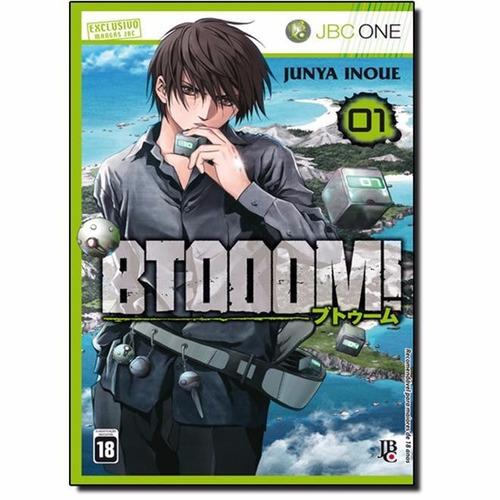 mangá: btooom! 1