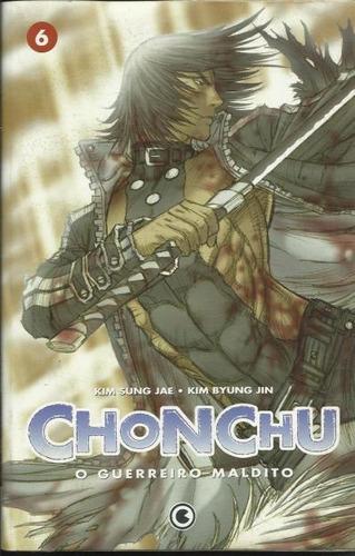 mangá - chonchu nº 06