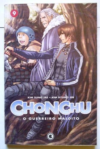 mangá chonchu nº 9