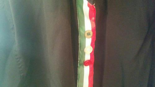 manga corta camisa