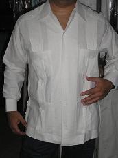 manga corta camisas