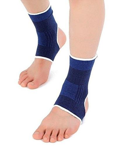 manga de compresión de tobillo soporte para atletismo, recup