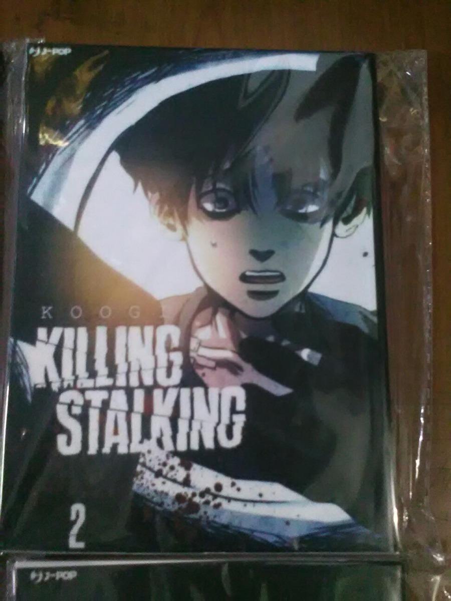 Manga De Killing Stalking Tomo 2 - $ 150.00 en Mercado Libre